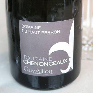 Guy Allion Dom. du Haut Perron Touraine Chenonceaux Rouge