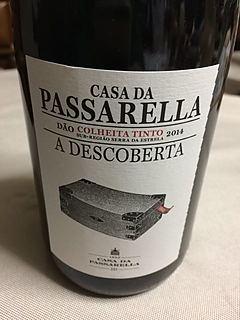 Casa da Passarella A Descoberta Tinto(カーザ・ダ・パッサレッラ ア・デスコベルタ ティント)
