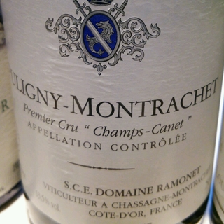Dom. Ramonet Puligny Montrachet 1er Cru Champs Canet