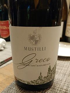 Mustilli Greco(ムスティッリ グレーコ)