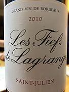 レ・フィエフ・ド・ラグランジュ(2010)