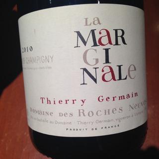 Thierry Germain La Marginale