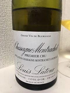 Louis Latour Chambolle Musigny 1er Cru(ルイ・ラトゥール シャンボール・ミュジニー プルミエ・クリュ)