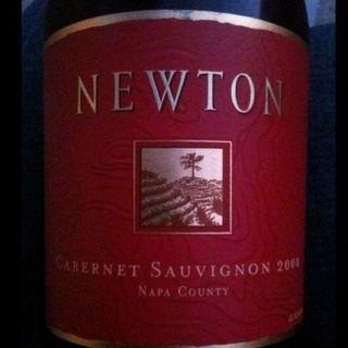 Newton Red Label Cabernet Sauvignon Napa County