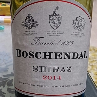 Boschendal Shiraz