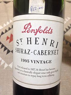 Penfolds St. Henri Shiraz Cabernet(ペンフォールズ セント・ヘンリー シラーズ カベルネ)