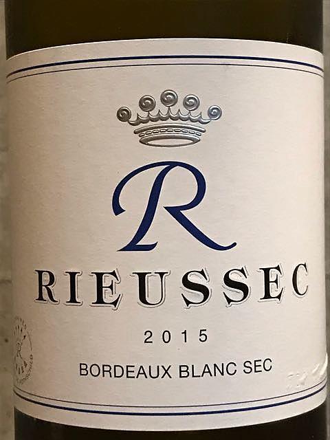 R de Rieussec(エール・ド・リューセック)
