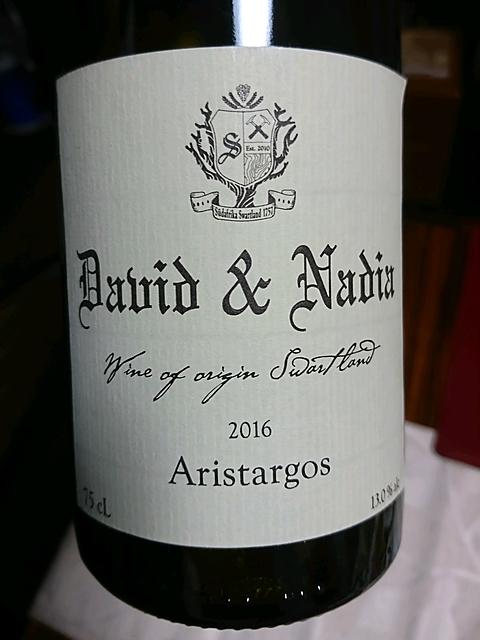 David & Nadia Aristargos