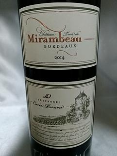 Ch. Tour de Mirambeau Cuvée Passion Rouge