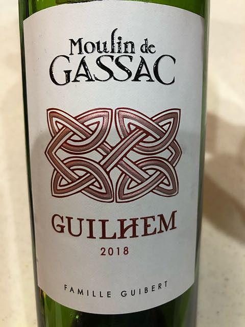 Moulin de Gassac Guilhem Rouge(ムーラン・ド・ガサック ギレム ...