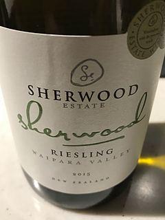 Sherwood Estate Riesling