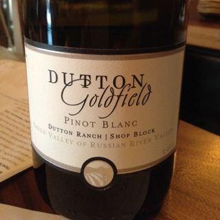 Dutton Goldfield Dutton Ranch Pinot Blanc Shop Block