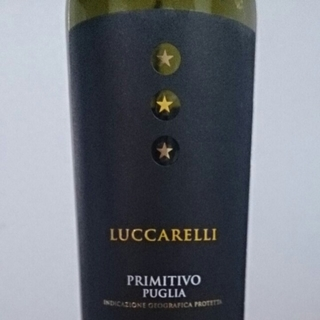 Luccarelli Primitivo(ルッカレッリ プリミーティヴォ)