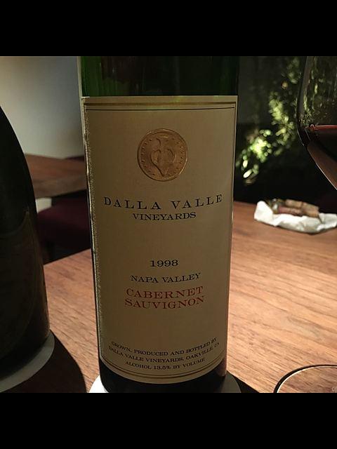 Dalla Valle Vineyards Cabernet Sauvignon(ダラ・ヴァレ・ヴィンヤーズ カベルネ・ソーヴィニヨン)