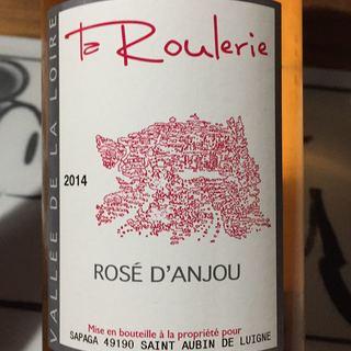 Ch. de la Roulerie Rosé d'Anjou Les Grandes Brosses