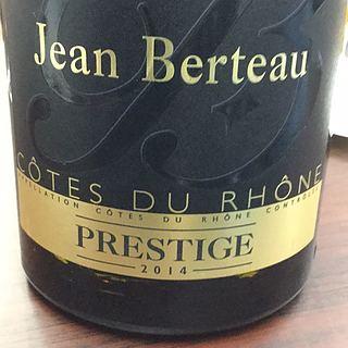 Jean Berteau Côtes du Rhône Prestige Rouge