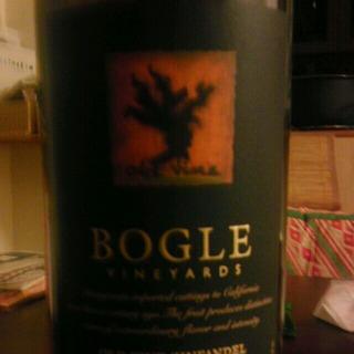 Bogle Vineyards Old Vine Zinfandel