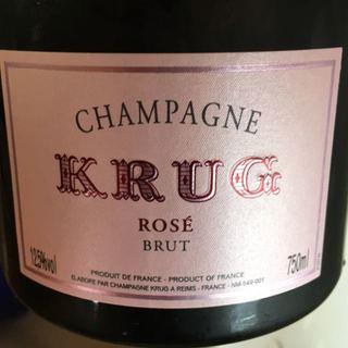 Krug Rosé Brut