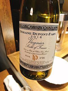 Dom. Dupont Fahn Viognier