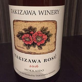 Takizawa Winery Takizawa Rosé 2016(タキザワ・ワイナリー タキザワ・ロゼ)