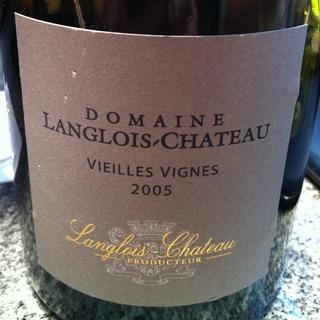 Dom. Langlois Chateau Saumur Champigny Vieilles Vignes