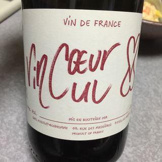 Vin Coeur Vin Cul Rouge