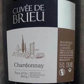 Cuvée de Brieu Chardonnay(キュヴェ・ド・ブリュ シャルドネ)