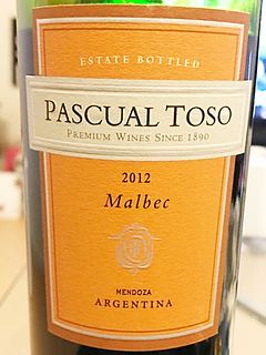 Pascual Toso Malbec