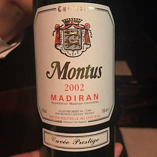 Ch. Montus Cuvée Prestige