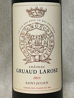 Ch. Gruaud Larose