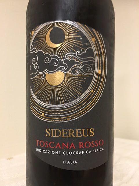 Sidereus Toscana Rosso(シデレウス トスカーナ ロッソ)