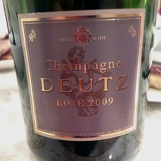 Champagne Deutz Rosé Vintage