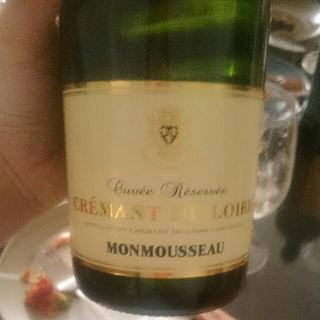 Monmousseau Crémant de Loire Cuvée Reservée