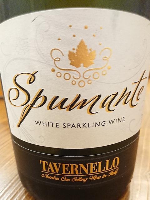 Tavernello Spumante Bianco