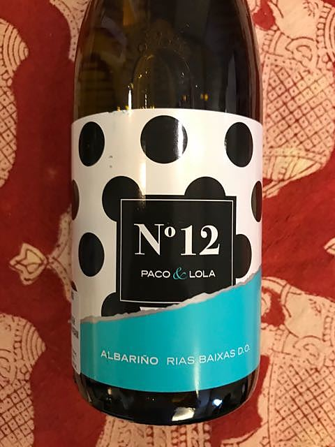 Paco & Lola Nº12(パコ・イ・ロラ)