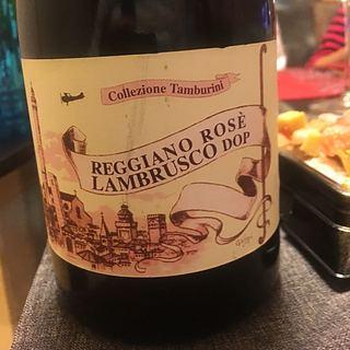 Collezione Tamburini Reggiano Rosé Lambrusco