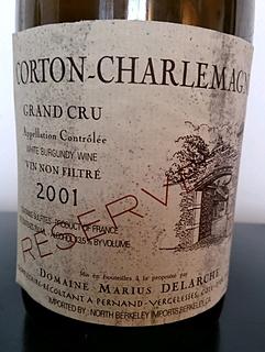 Dom. Marius Delarche Corton Charlemagne Grand Cru