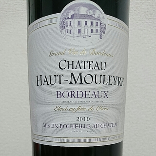 Ch. Haut Mouleyre Bordeaux Rouge