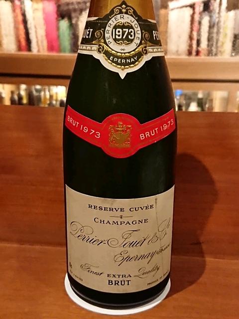 Perrier Jouët Réserve Cuvée Extra Brut(ペリエ・ジュエ レゼルヴ・キュヴェ エクストラ・ブリュット)
