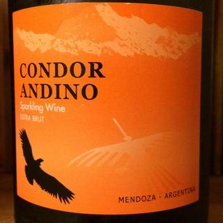 Condor Andino Sparkling Wine Extra Brut