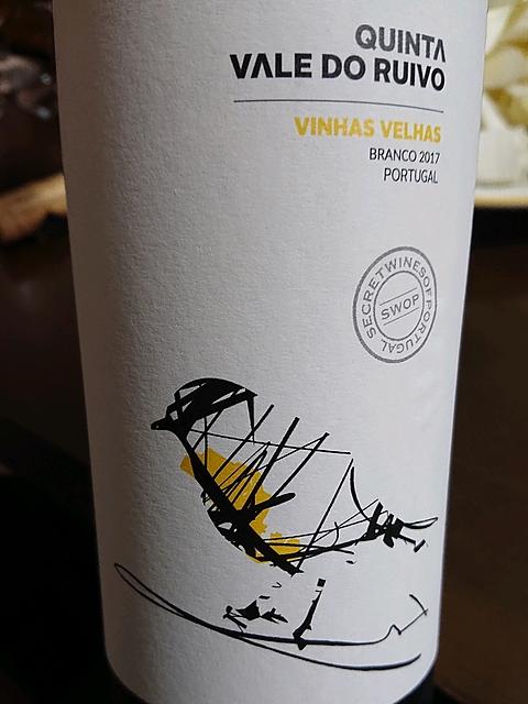 Quinta Vale do Ruivo Branco(キンタ・ヴァレー・ド・ルイヴォ ブランコ)