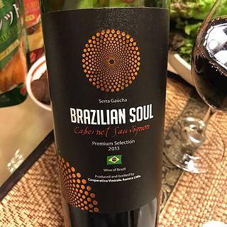 Brazilian Soul Premium Selection Cabernet Sauvignon