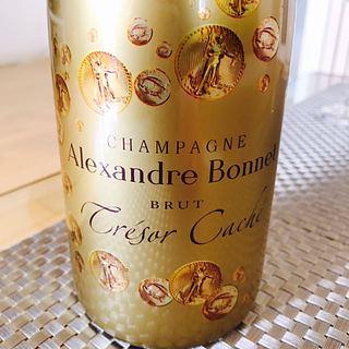 Alexandre Bonnet Brut Trésor Caché(アレクサンドル・ボネ ブリュット トレソール・カシェ)