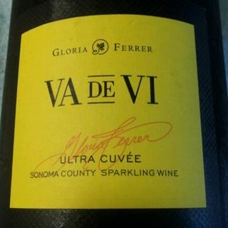 Gloria Ferrer Va de Vi Ultra Cuvée