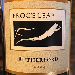 Frog's Leap Rutherford Red