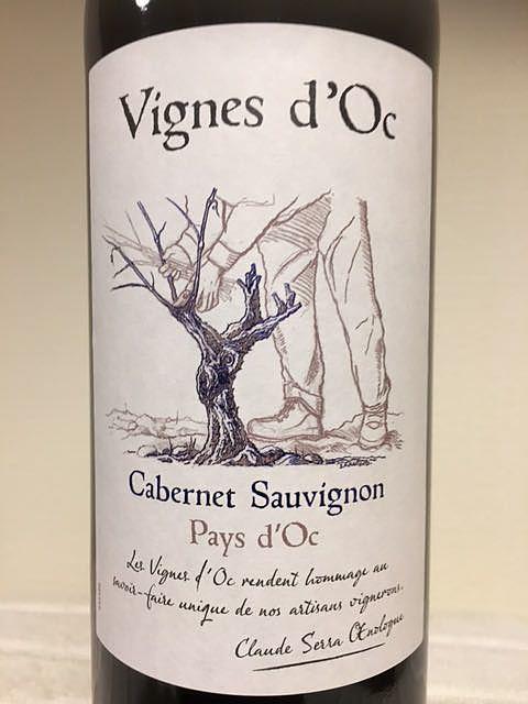 Vignes d'Oc Cabernet Sauvignon