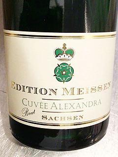 Edition Meissen Cuvée Alexandra Brut