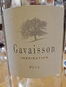 ガヴェッソン アンスピラシオン(2012)
