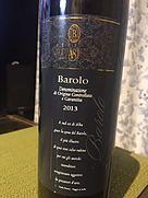 ベニ・ディ・バタシオーロ バローロ(2013)
