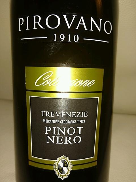 Pirovano Collezione Pinot Nero Trevenezie